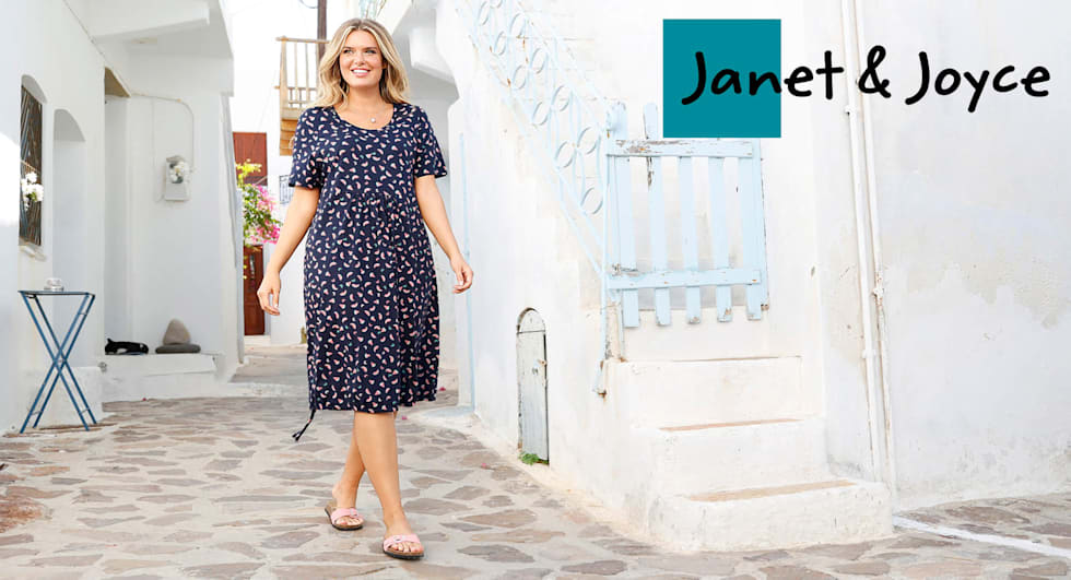 Janet & Joyce entdecken