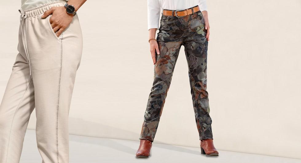 Je découvre les pantalons
