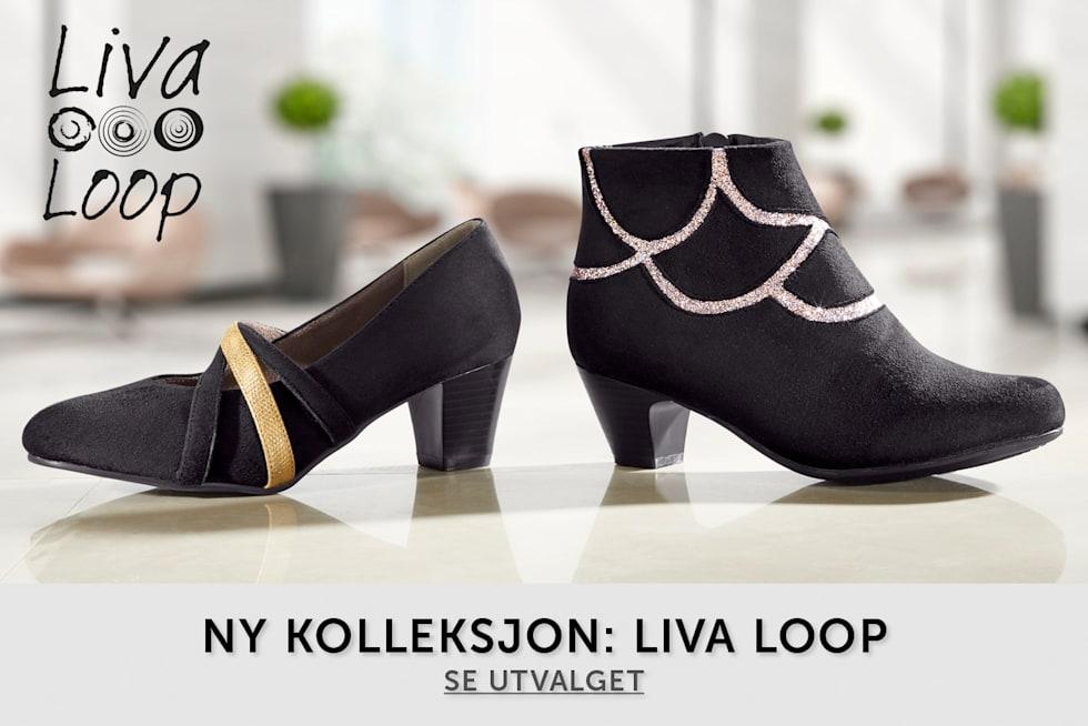 dame sko liva loop