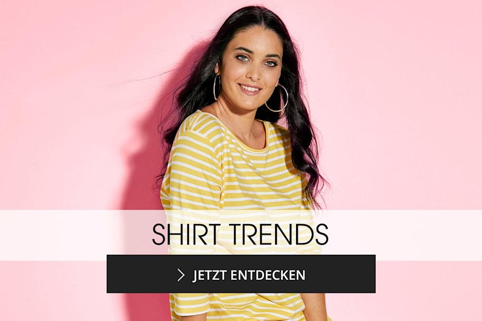 MIAMODA Grosse Grössen Shirt Trends
