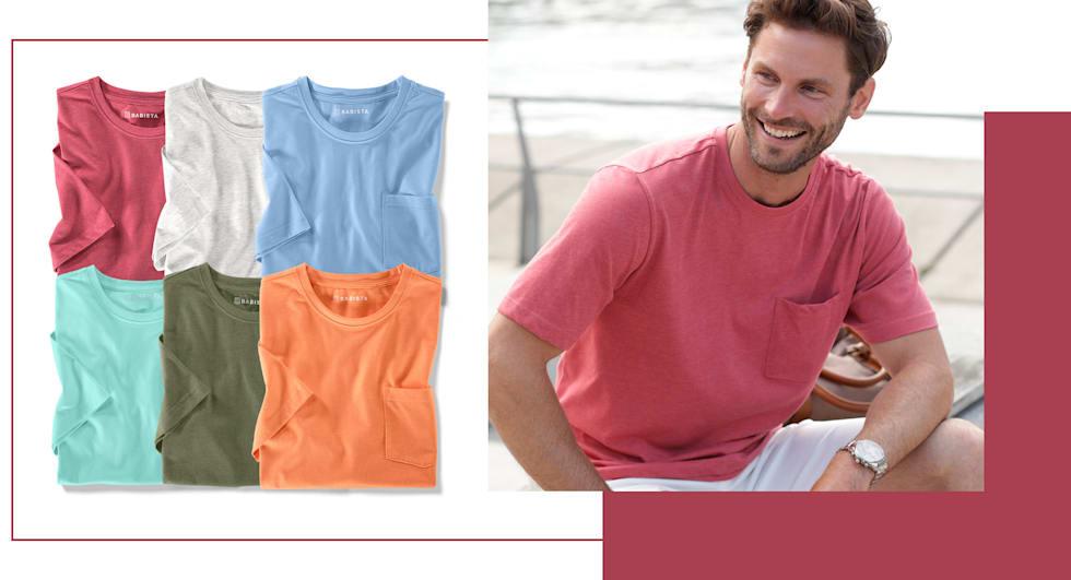 2 für 1: T-Shirts