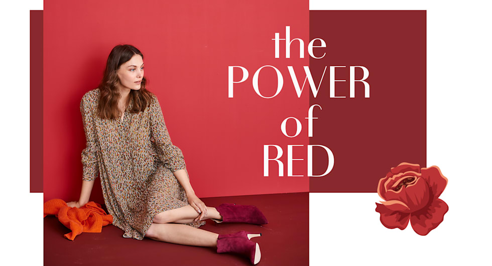The Power of Red - Jetzt entdecken
