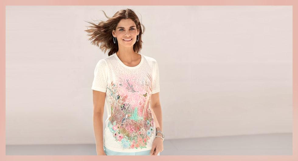 Mode in Pastellfarben entdecken