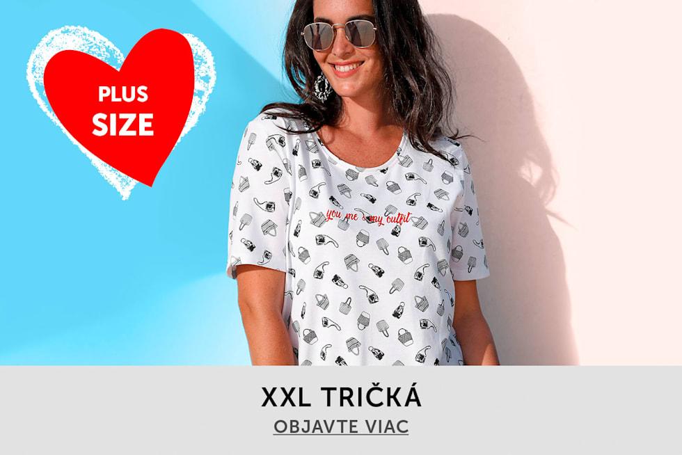 XXL Tričká