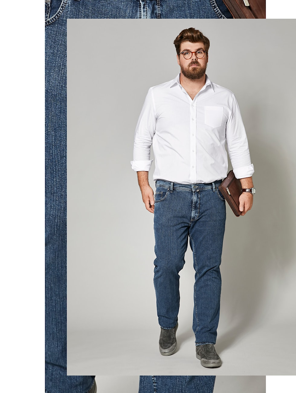 Denim Outfit Herren