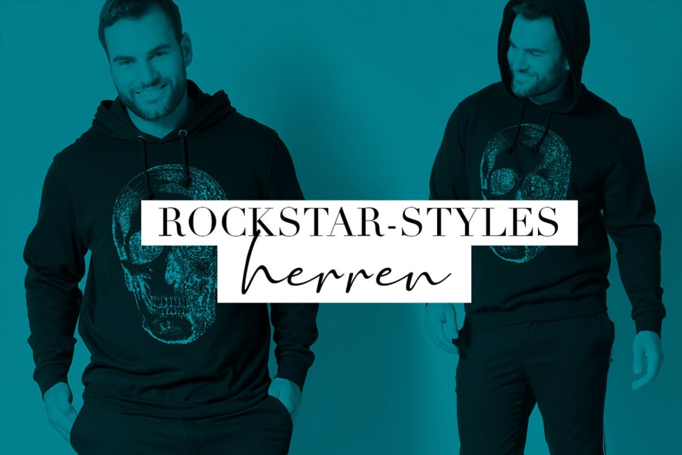 Rock your size Herren