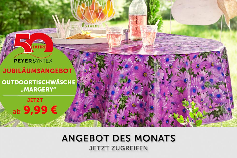 Angebot des Monats - Tischwäsche ab 9,99€