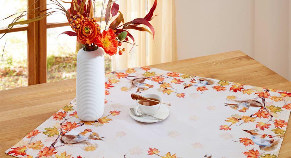 Herbstliche Wohndeko entdekcen