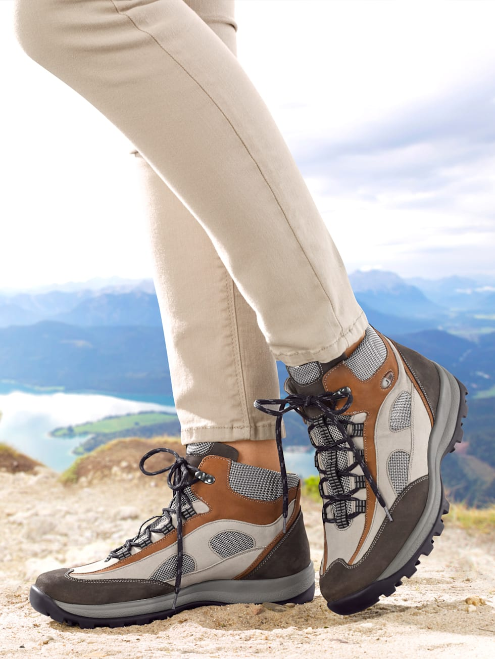 Wellsana Outdoorschuhe