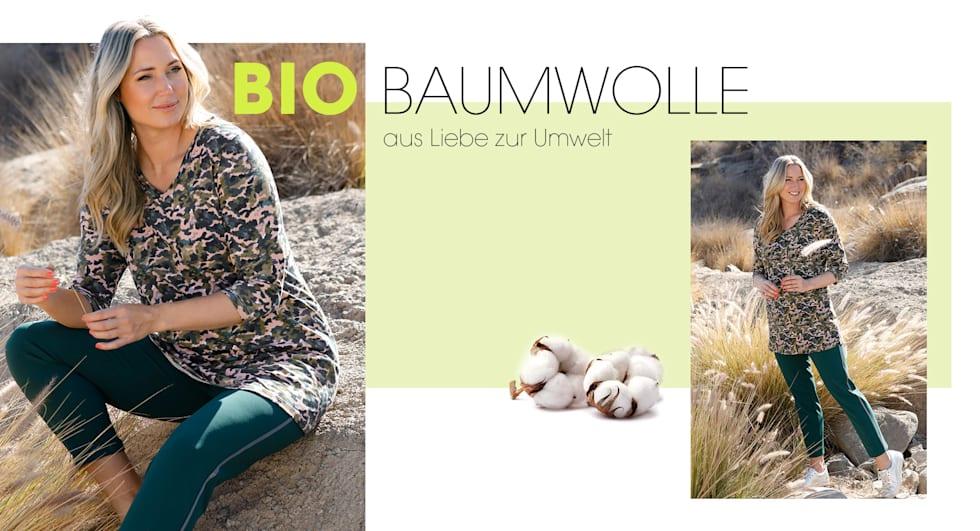 MIAMODA Große Größen Bio Baumwolle