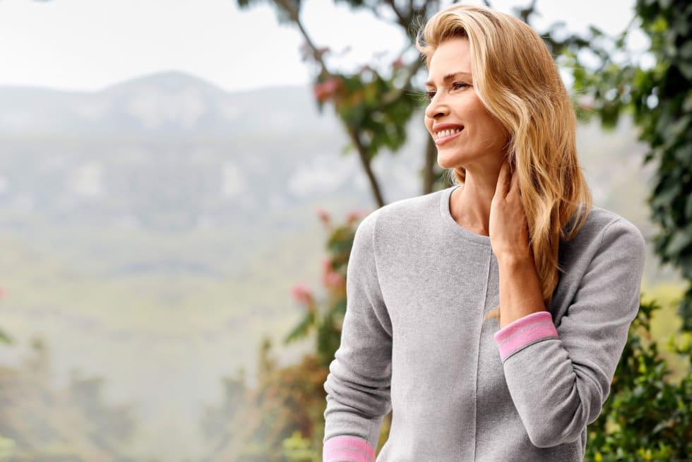 Strick und Pullover