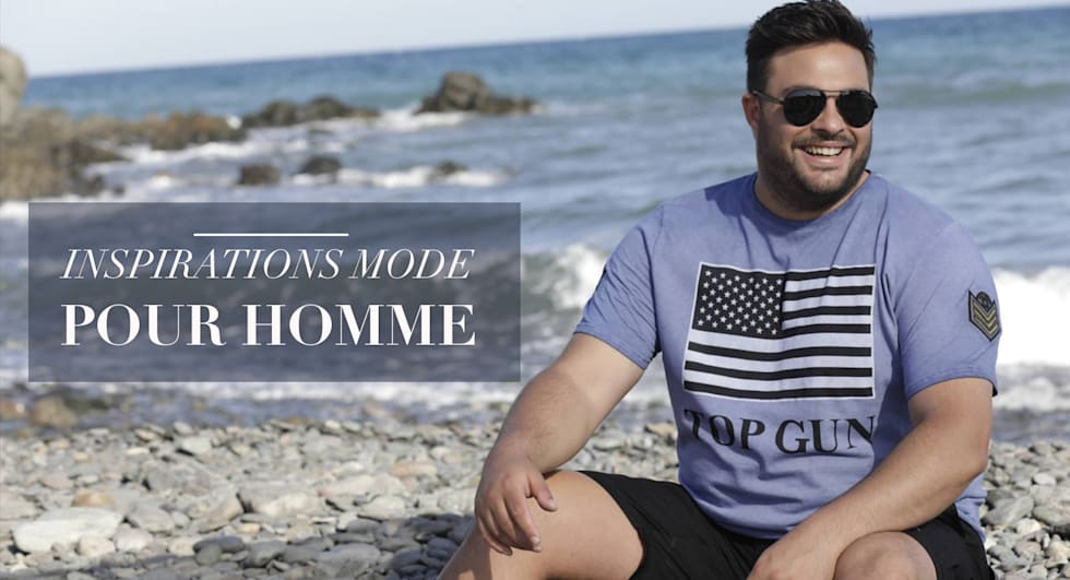 INSPIRATIONS MODE POUR HOMME