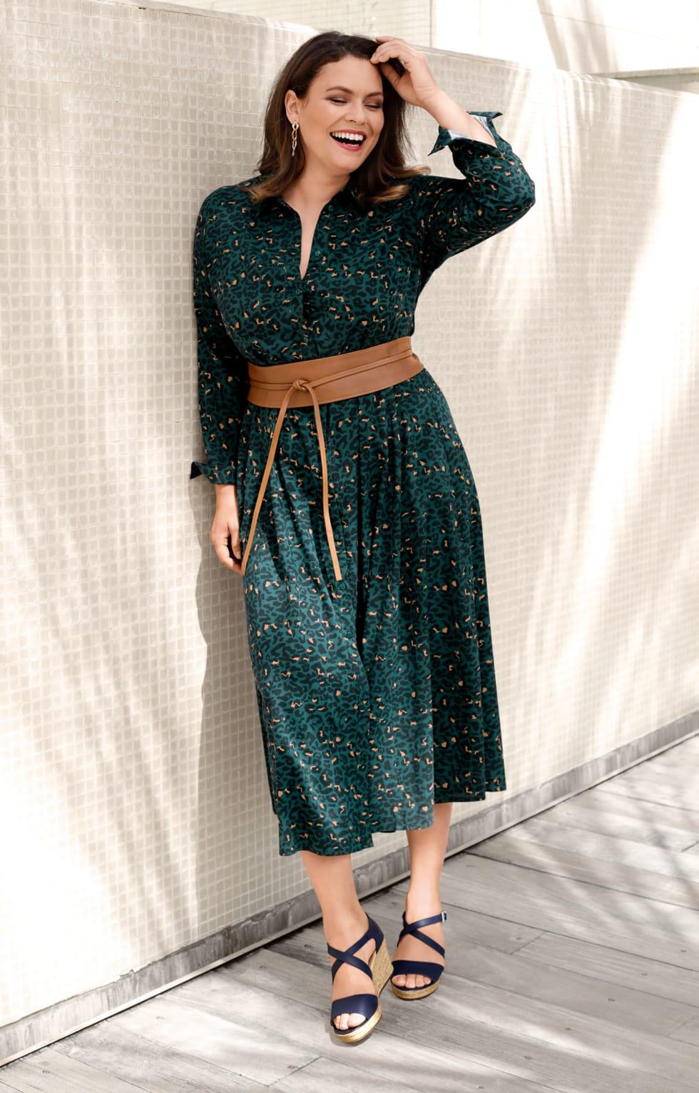 Damen Outfit Stilvoll