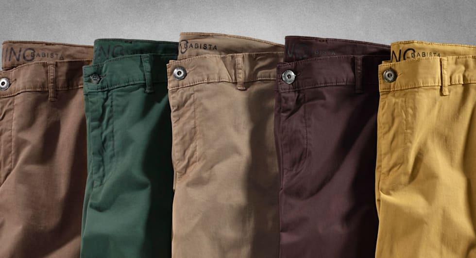 Hochwertige und trendige Hosen für jeden Anlass