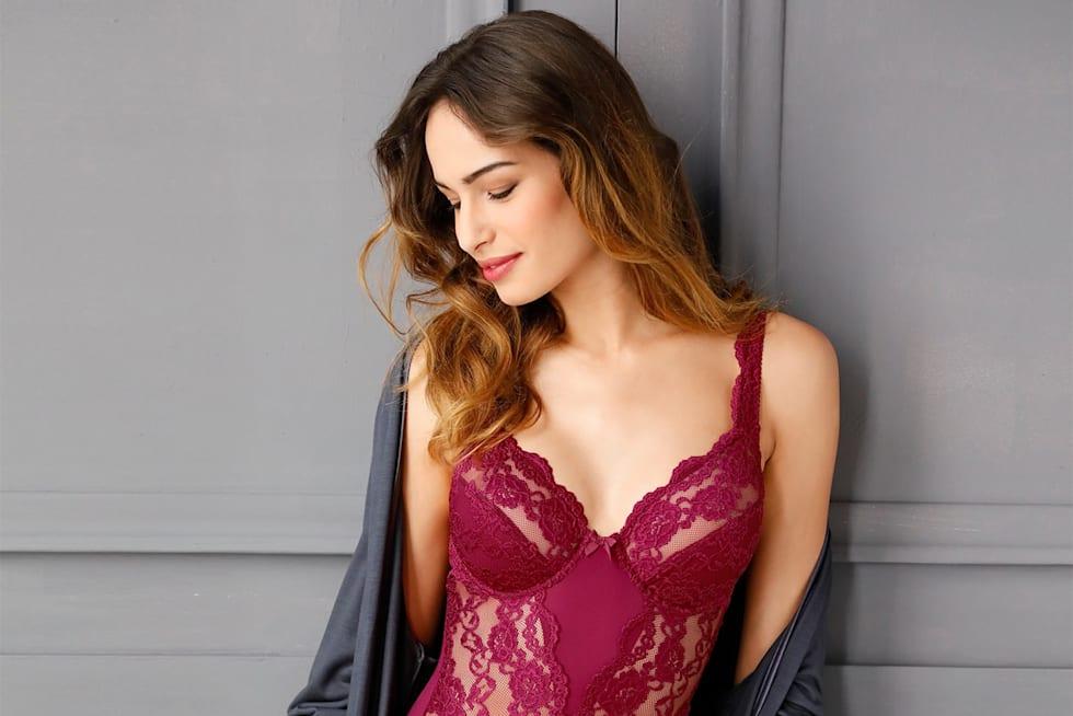 Shop our lingerie