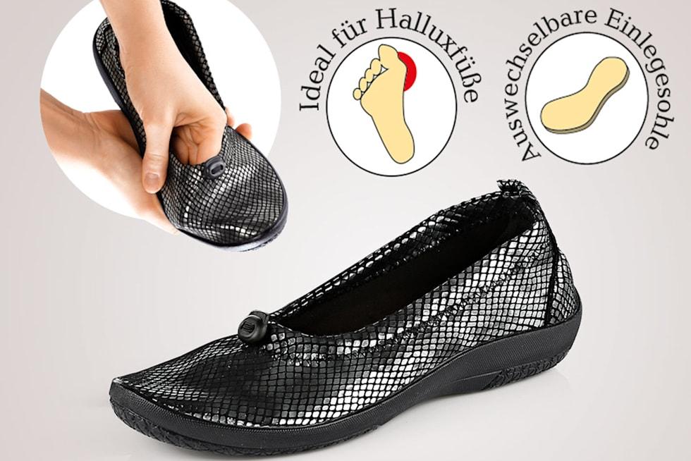 Schuhe mit Funktion