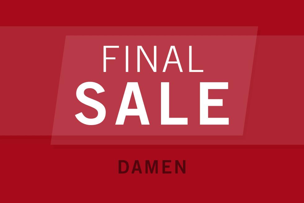 Final Sale Damen