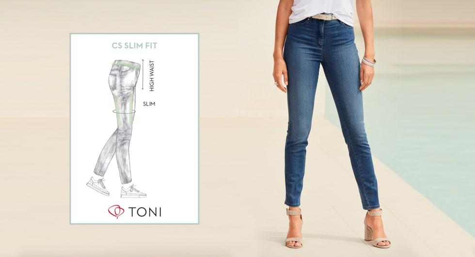 TONI - CS Slim Fit