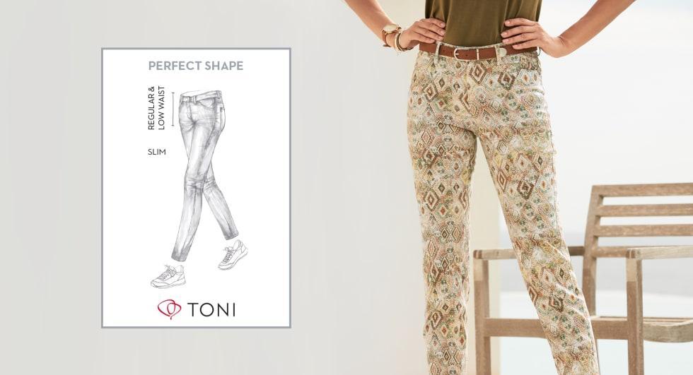 TONI - Perfect Shape