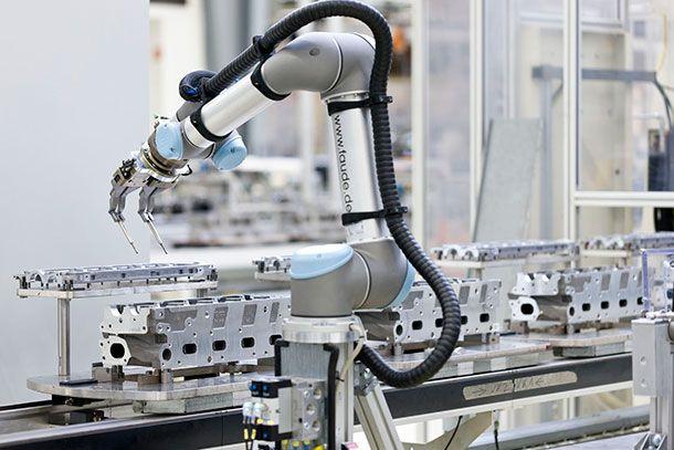 Световният пазар на колаборативни роботи се разраства