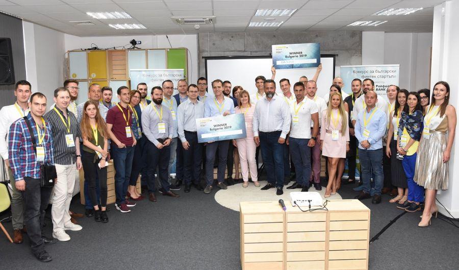 Phos е победител в Elevator Lab България 2019