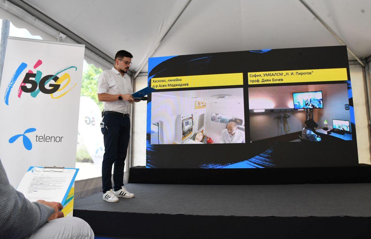 И Теленор започна тестове на 5G в България