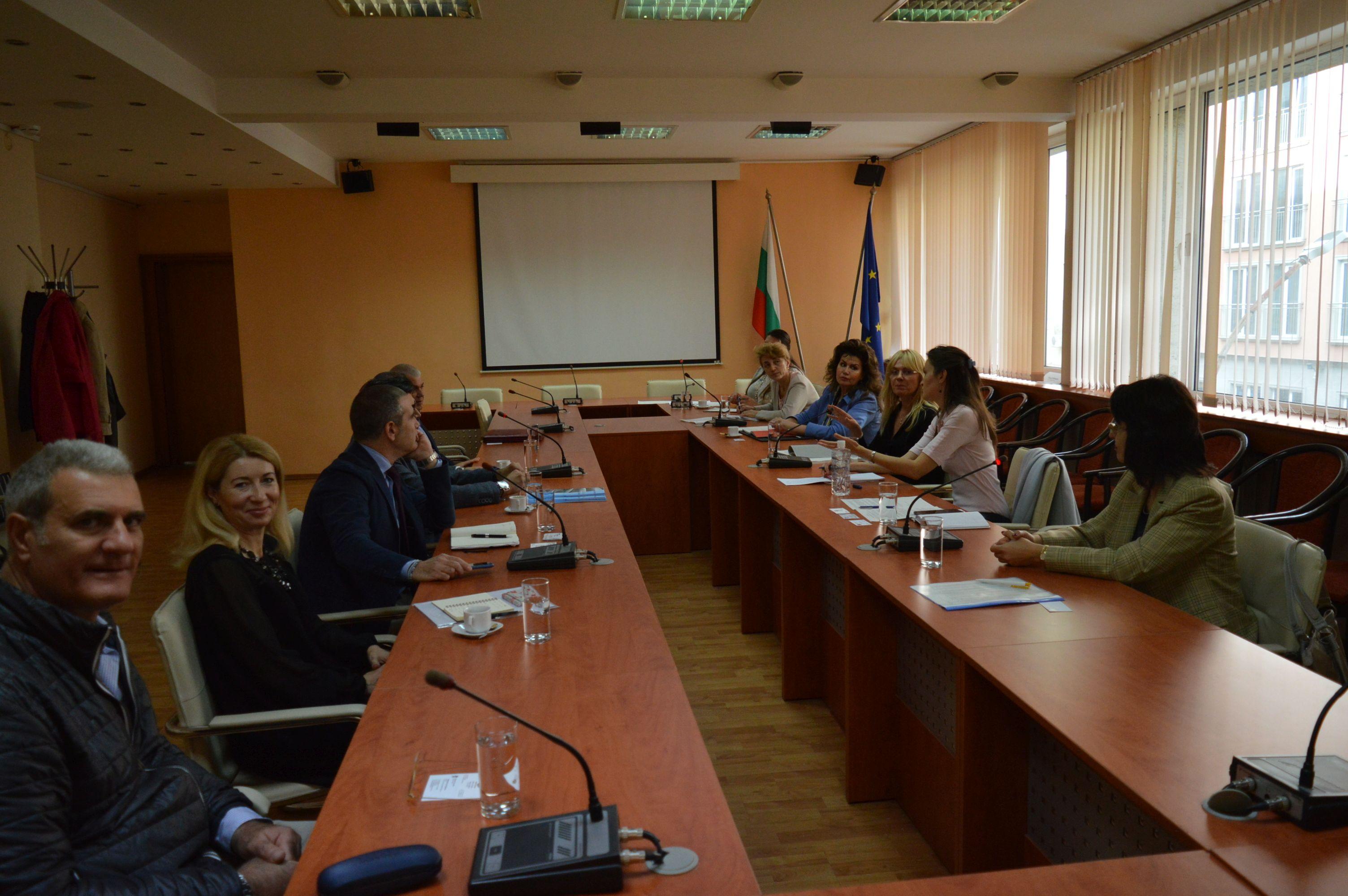Италиански компании търсят нов пазар и партньорства в България