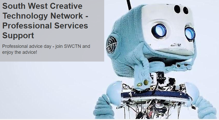 South West Creative Technology Network Professional Services Support