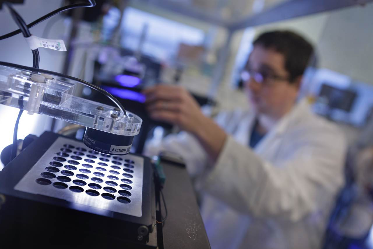 Consortium receives funding to discover, develop and manufacture new antibiotics