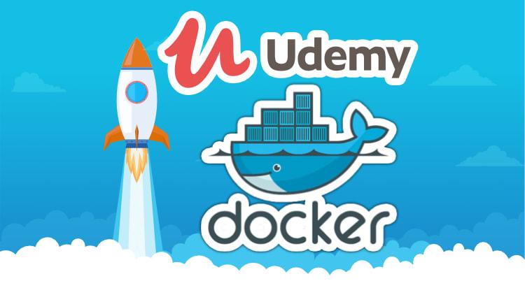 Udemy – 0'dan 100'e Uygulamalı Konteyner Temelleri ve Docker