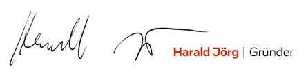 Harald Jörg - Gründer der Entstopfer