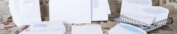 Mailing envelopes, Unbranded envelopes