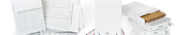 Tear resistant, Coloured tyvek envelopes, Enduro tear resistant envelopes, Tyvek