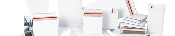 Weisse Vollpappetaschen, Weitere Weiße Vollpapptaschen, C4 Weiße Vollpapptaschen, C5 Weiße Vollpapptaschen, C6 Weiße Vollpapptaschen, DL Weiße Vollpapptaschen, Quadratische Weiße Vollpapptaschen, 114x162 mm (C6) Weiß