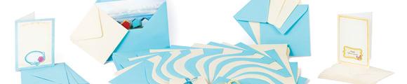 Farbige Briefumschläge für Grüßkarten, 62x94 Briefumschläge für Grüßkarten, 70x100 Briefumschläge für Grüßkarten, 82x113 (C7) Briefumschläge für Grüßkarten, 95x122 Briefumschläge für Grüßkarten, 110x220 (DL)