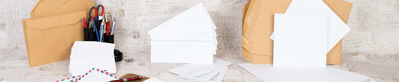 Commercial Envelopes, 98x67 mm Manilla Envelope, Manilla, Gummed, Paper, 102x216 mm (DL) Manilla Recycled Envelope, DL-, Recycled Paper, 114x162 mm (C6) Manilla Envelope, C6, Self Seal, 89x152 mm White Envelope, White, 220x110