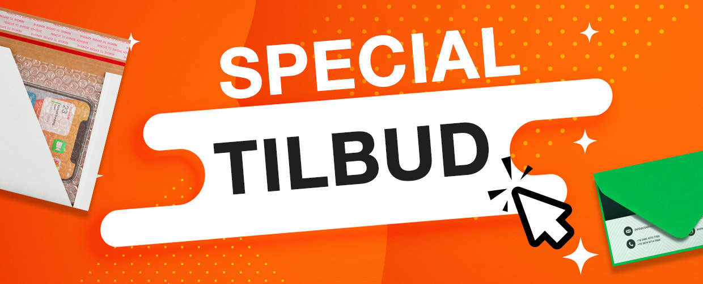 Special tilbud