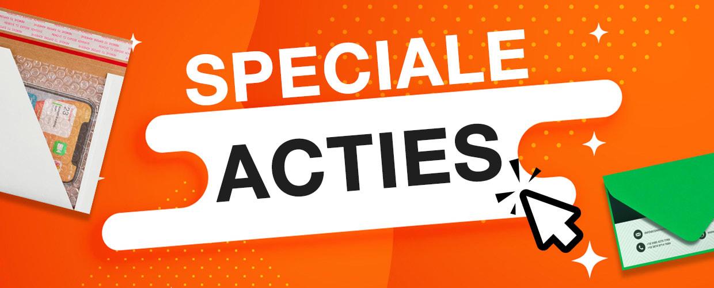 Speciale acties
