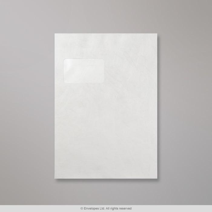 324x229 mm (C4) Busta bianca antistrappo