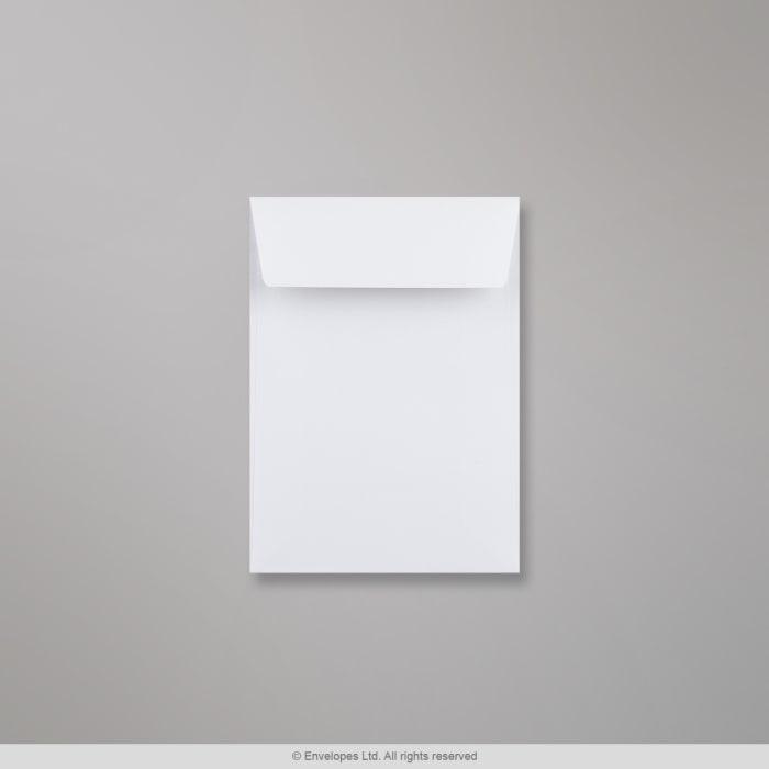 Hvid konvolut 124x89 mm
