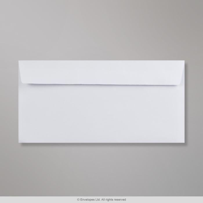 Sobre blanco de 110x220 mm (DL)
