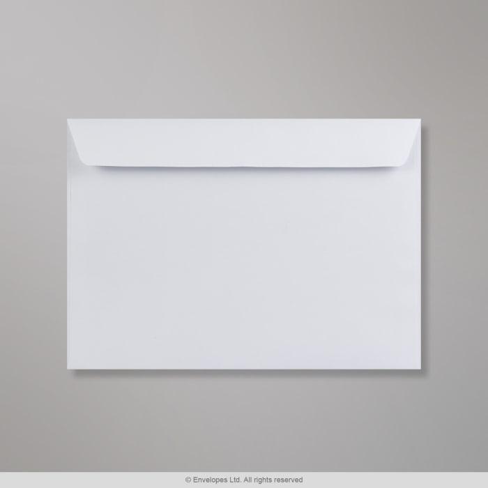 162x229 mm (C5) Witte Envelop
