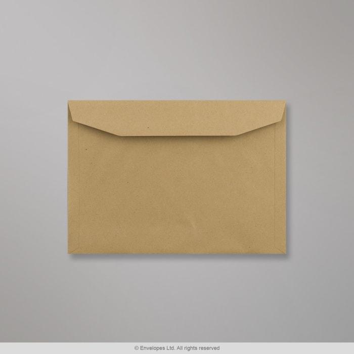 Manillanruskea kirjekuori 162x229 mm (C5)