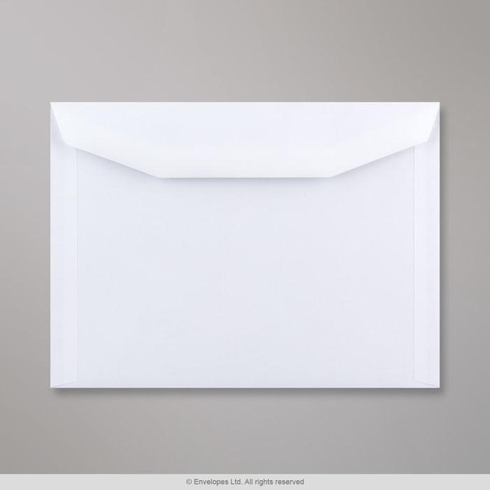 Valkoinen kirjekuori 162x229 mm (C5)