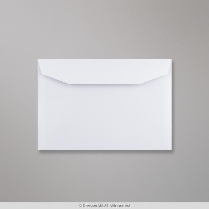162x238 mm Witte Envelop