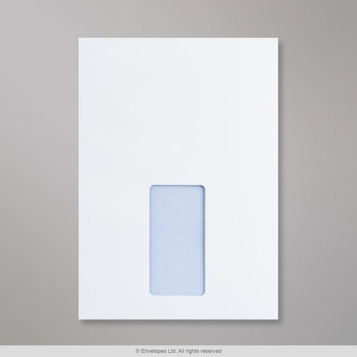 229x162 mm (C5) Witte envelop