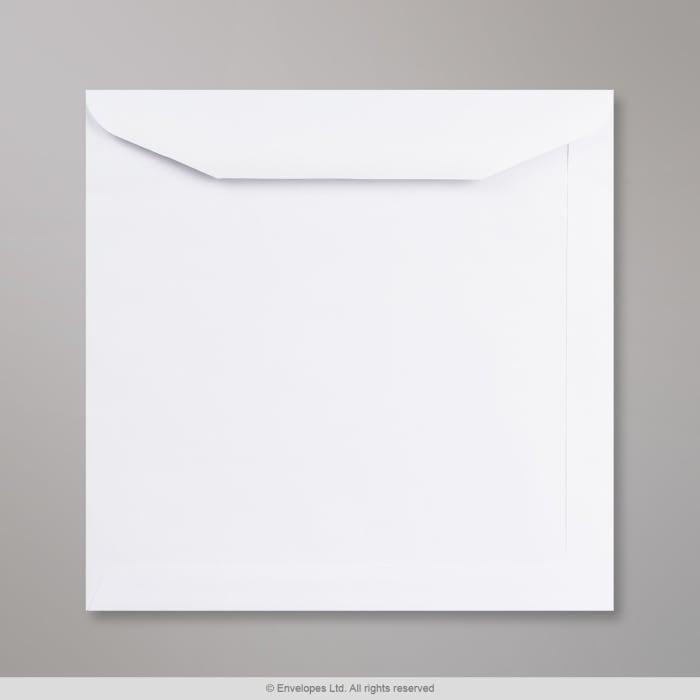 Bílá obálka 220x220 mm