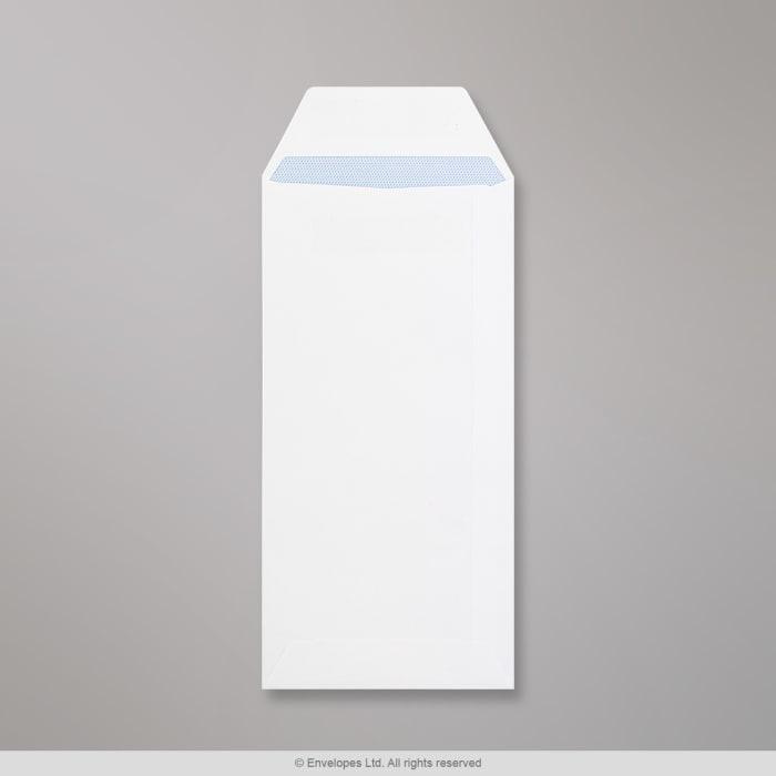 Valkoinen kirjekuori 220x110 mm (DL)