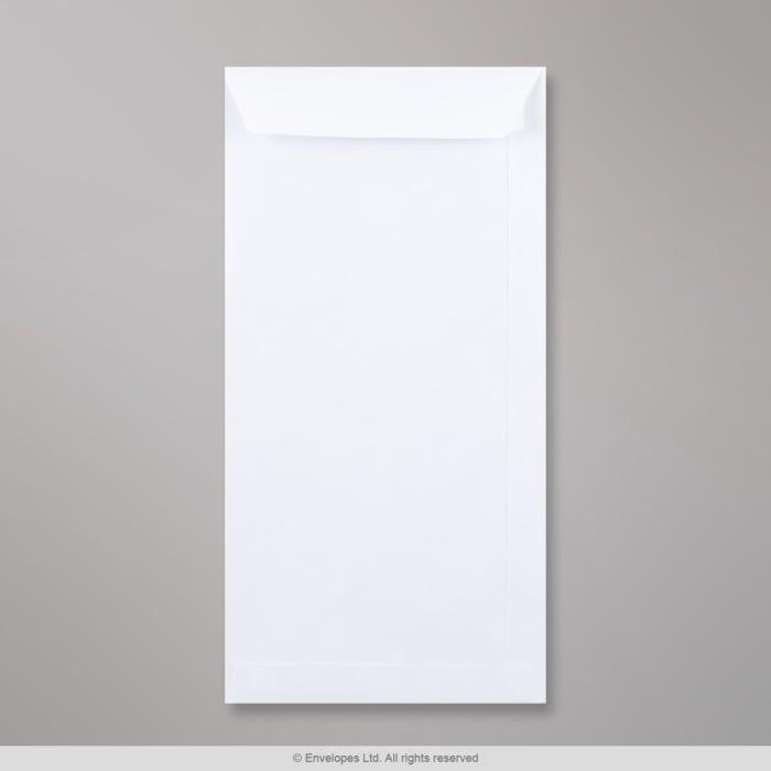 Hvid konvolut 305x152 mm