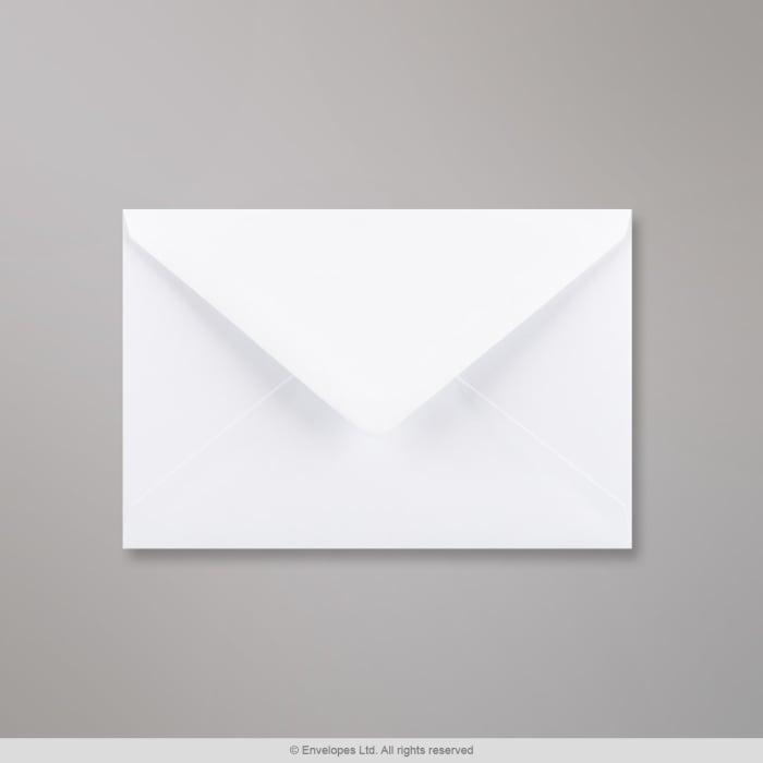 Enveloppe blanche 108x159 mm